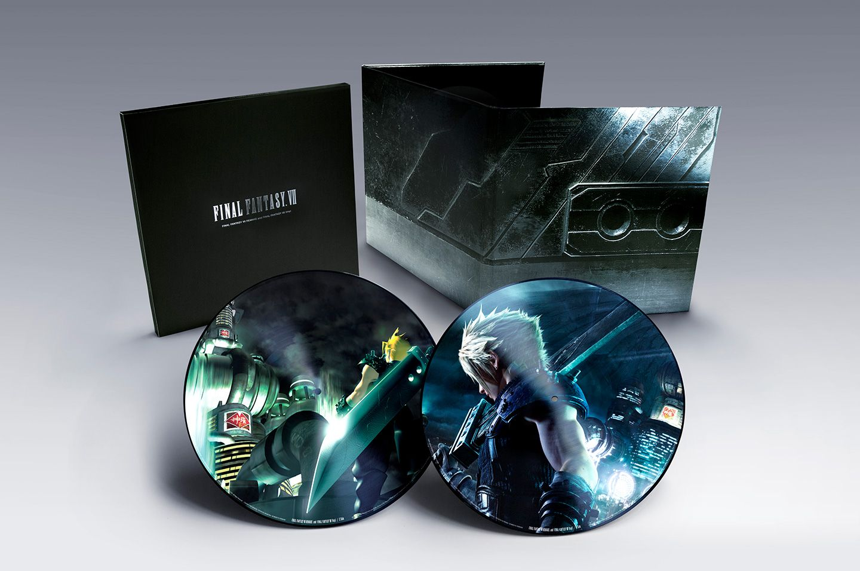 Final Fantasy VII and Final Fantasy VII Remake soundtracks to be released on 2xLP