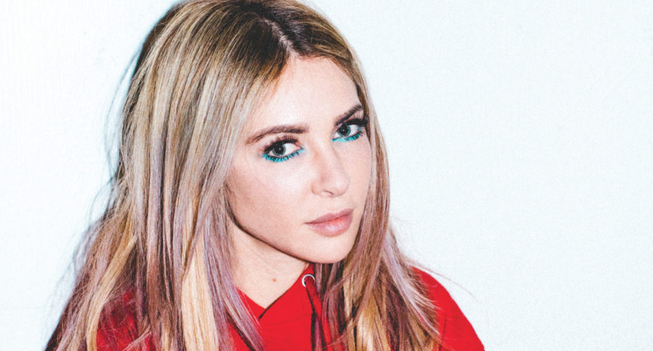 "Alison Wonderland: ""I want to start streaming myself DJing"