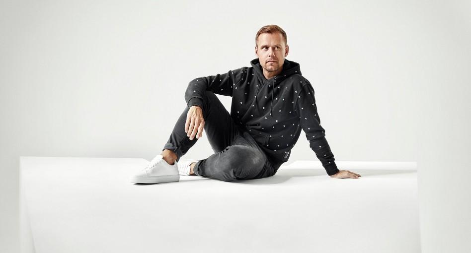 Armin van Buuren shares release date and title of new album