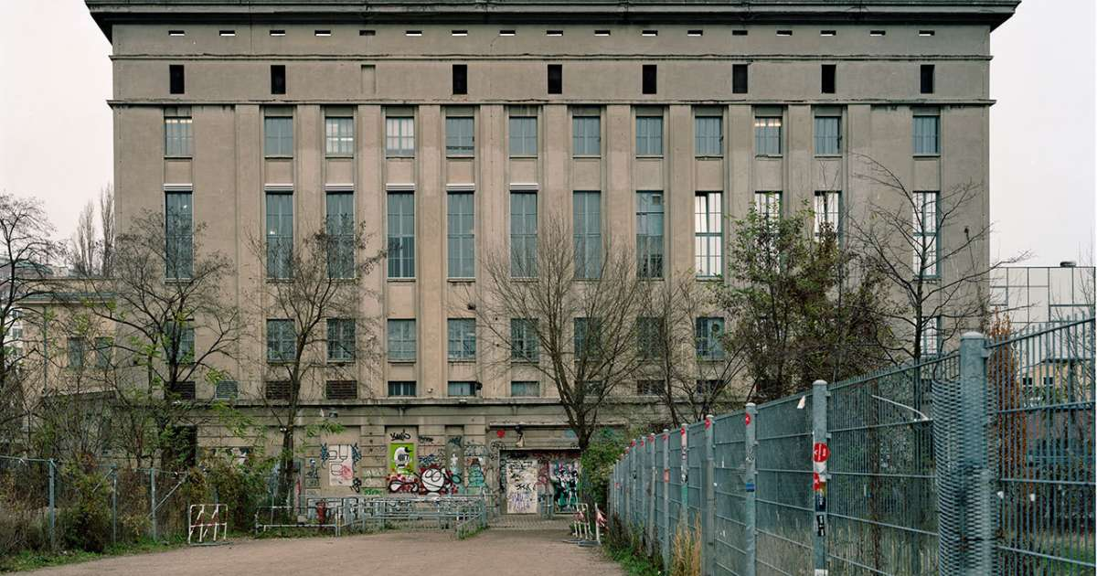 Berghain shares full line-up for massive New Year party