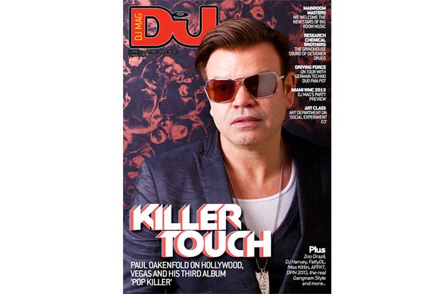 DJ Mag USA 08