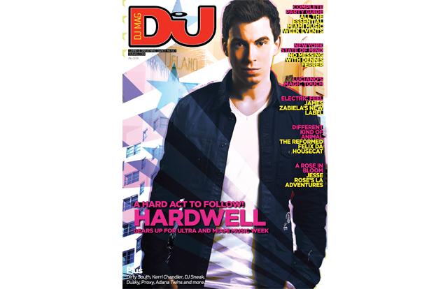DJ Mag USA 09
