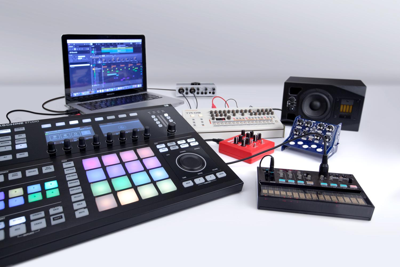 Native Instruments reveals epic Maschine 2.6 update   DJMag.com