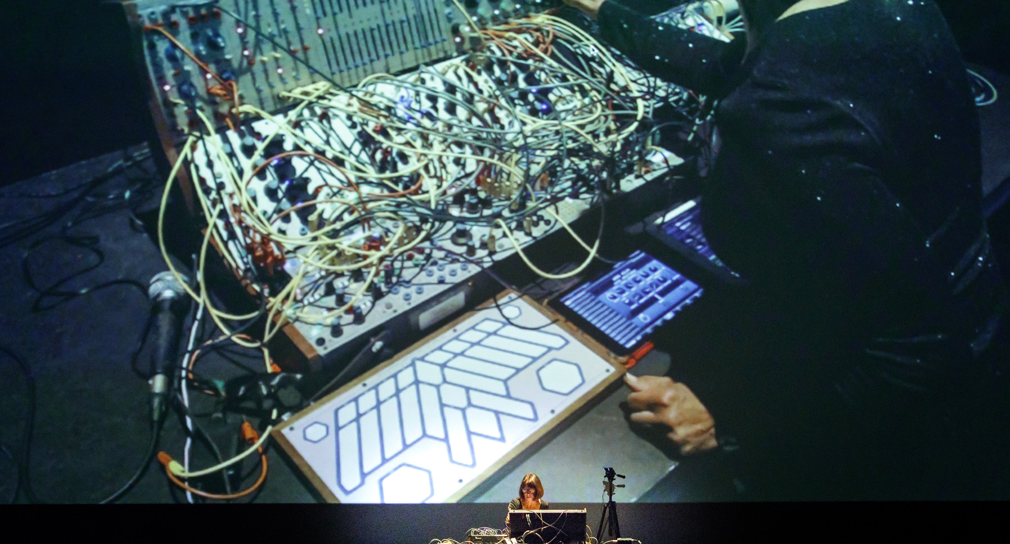 Semibreve is the experimental electronic festival where every sound counts