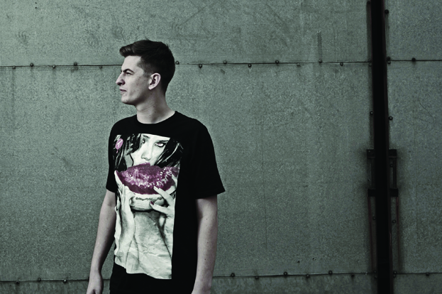 Dubstep producer/ DJ Skream