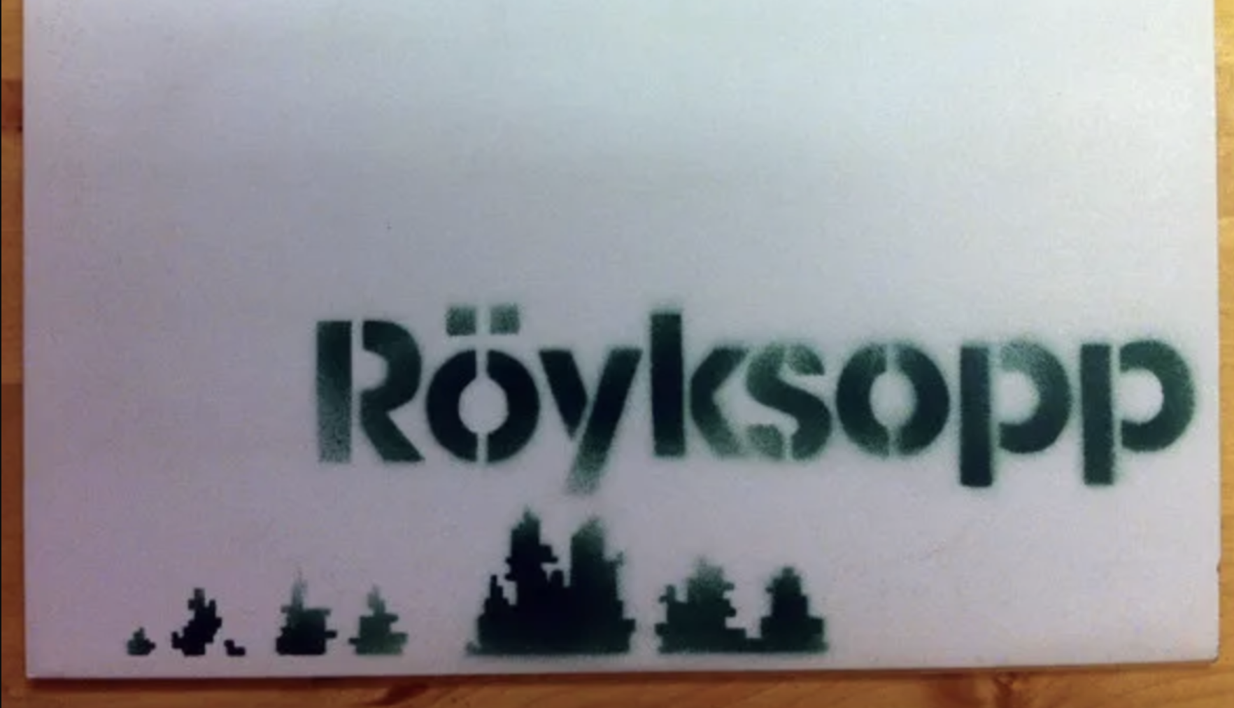 A Banksy-painted Röyksopp record has sold for over $10k on Discogs