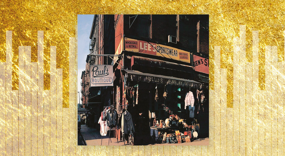 Solid Gold: Beastie Boys 'Paul's Boutique'