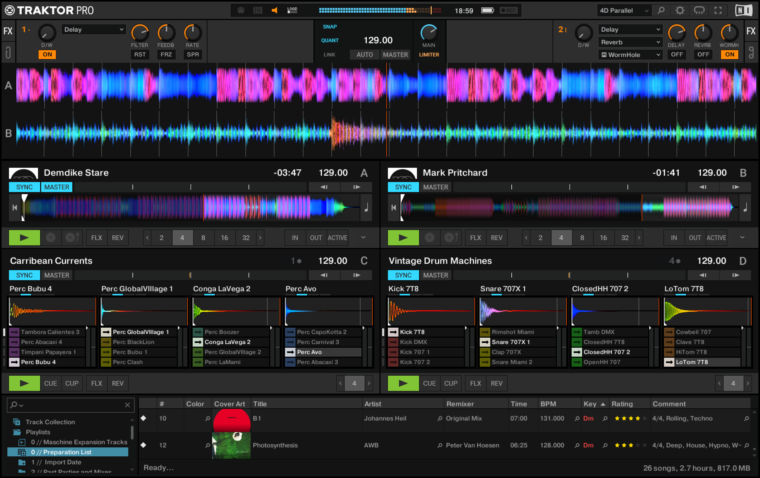 What is the latest traktor pro version 1