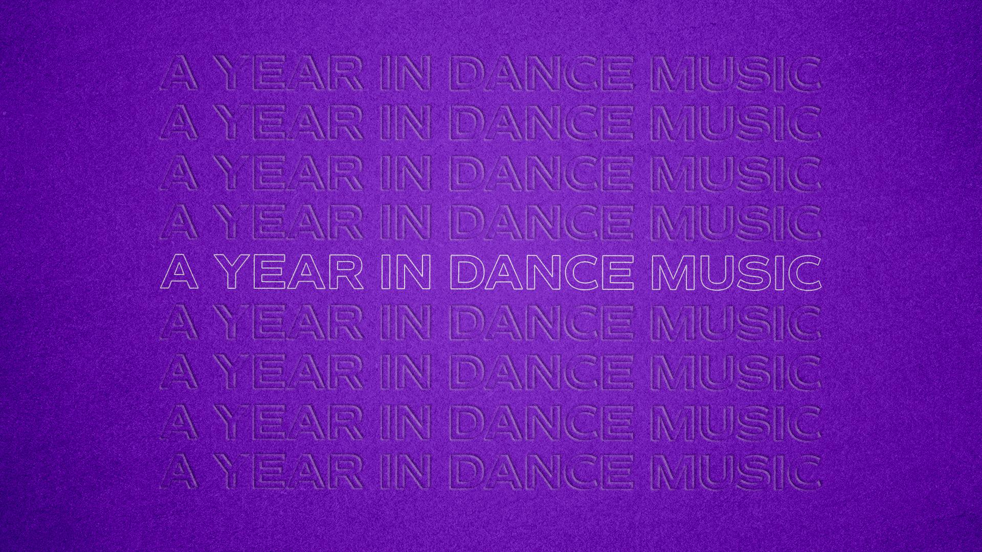 Year in Dance Music Header Image