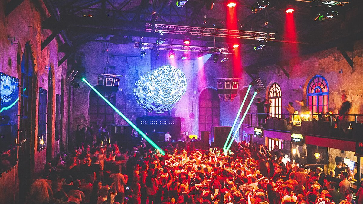 Legendary club Arma 17 are throwing a 24-hour techno rave