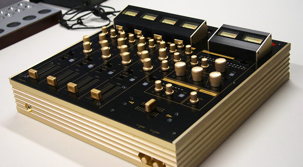 Vestax's $10,000 DJ mixer is now available to order
