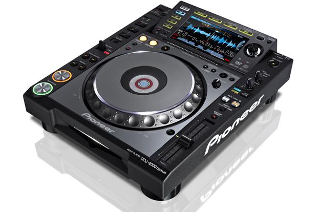 CDJ 2000nexus