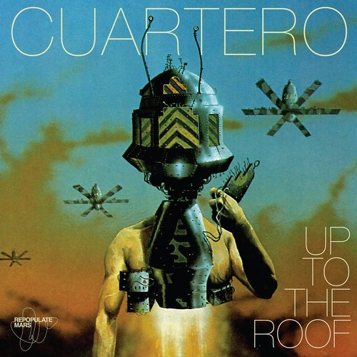 Cuartero up to the roof