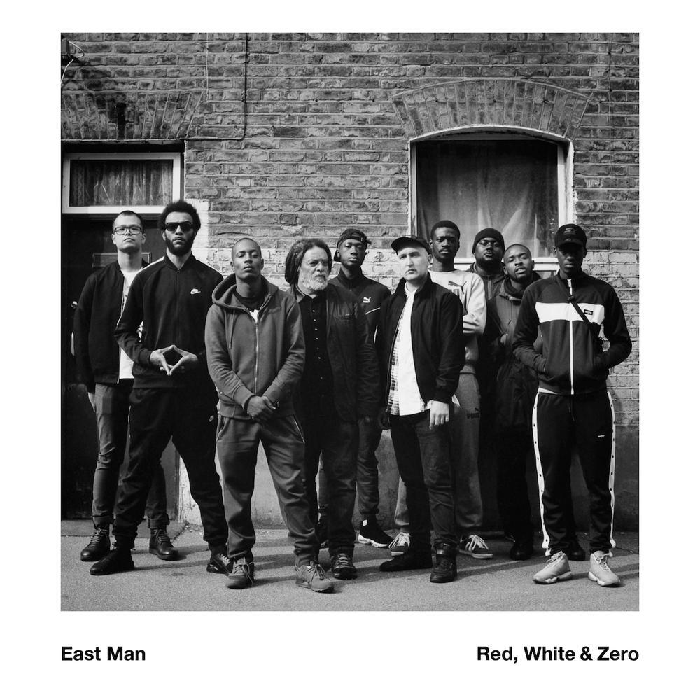 East Man - Red, White & Zero