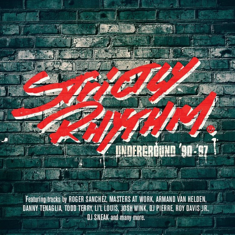 Strictly Rhythm '90-'97