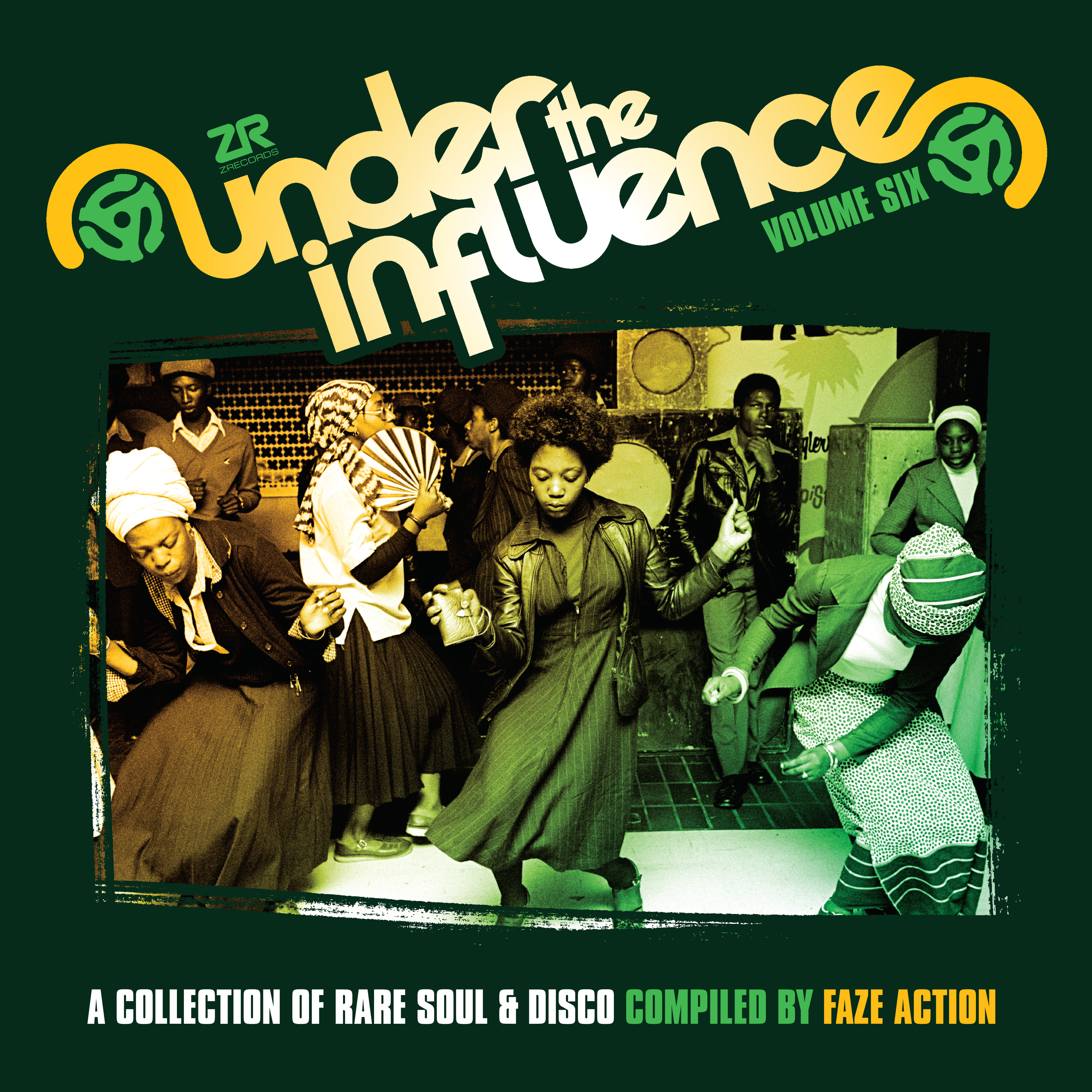 Under The Influence Vol 6 Compiled by Faze Action