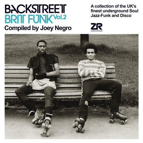 Backstreet Brit Funk Vol.2 - Compiled by Joey Negro