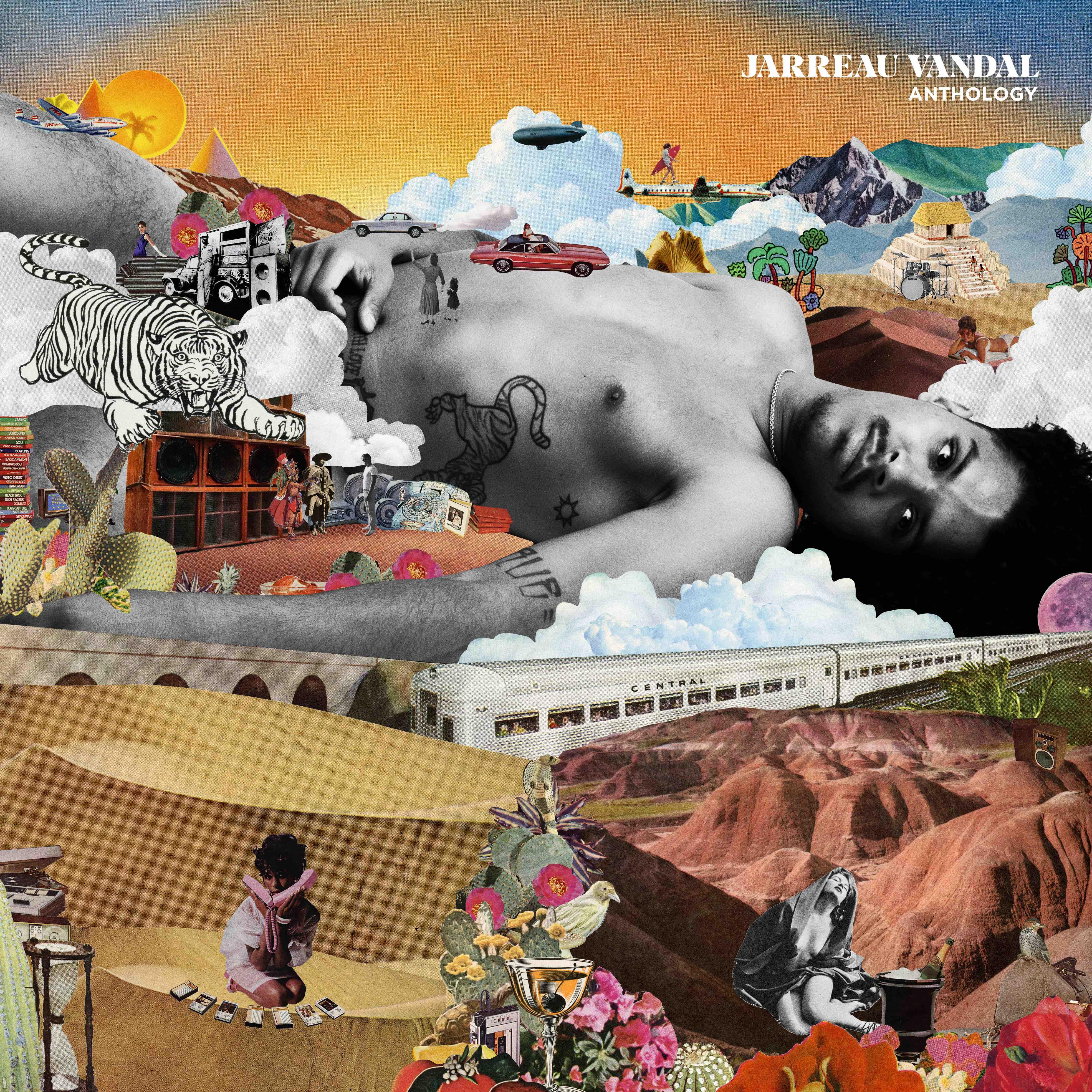 Jarreau Vandal - Anthology