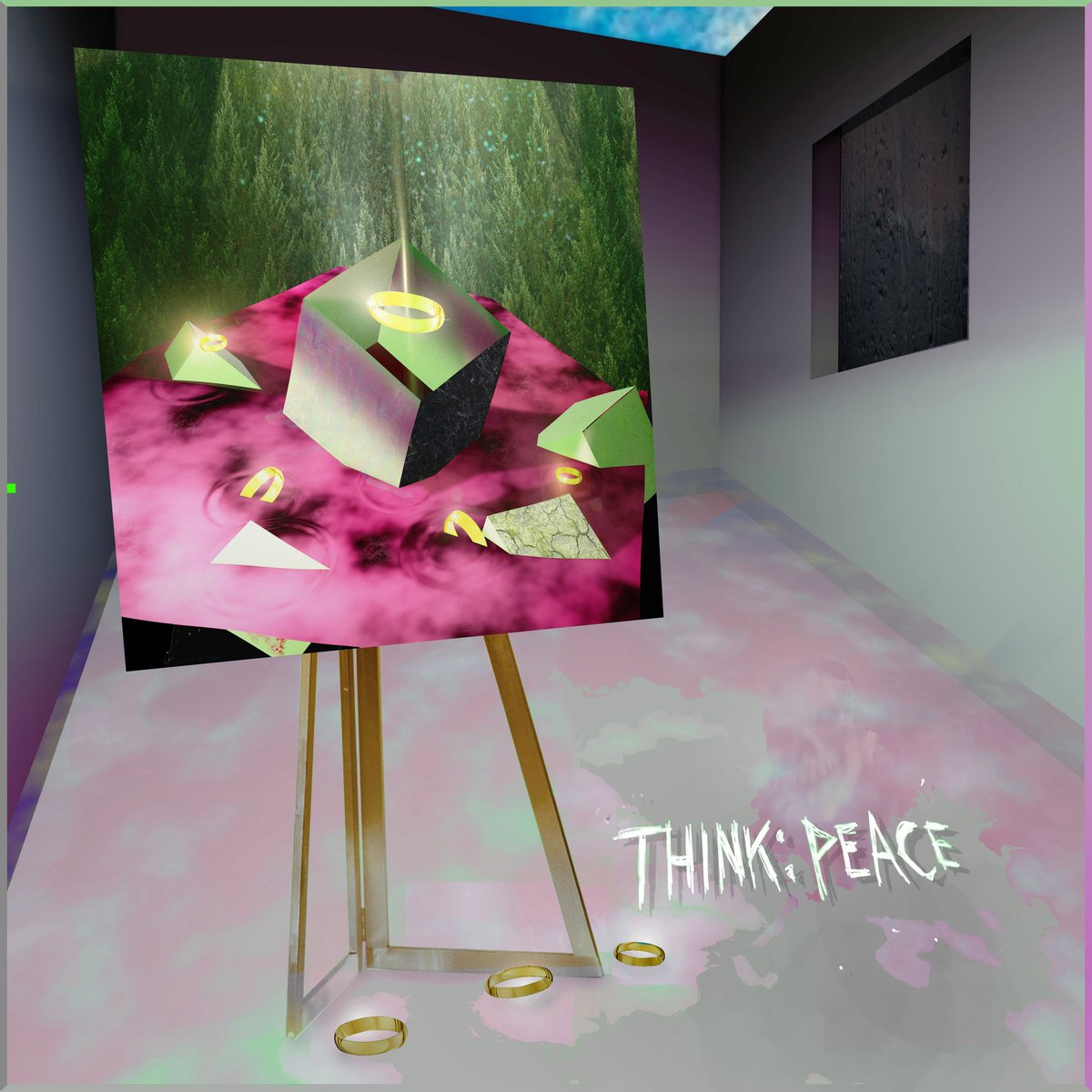Clarence Clarity - Think Peace