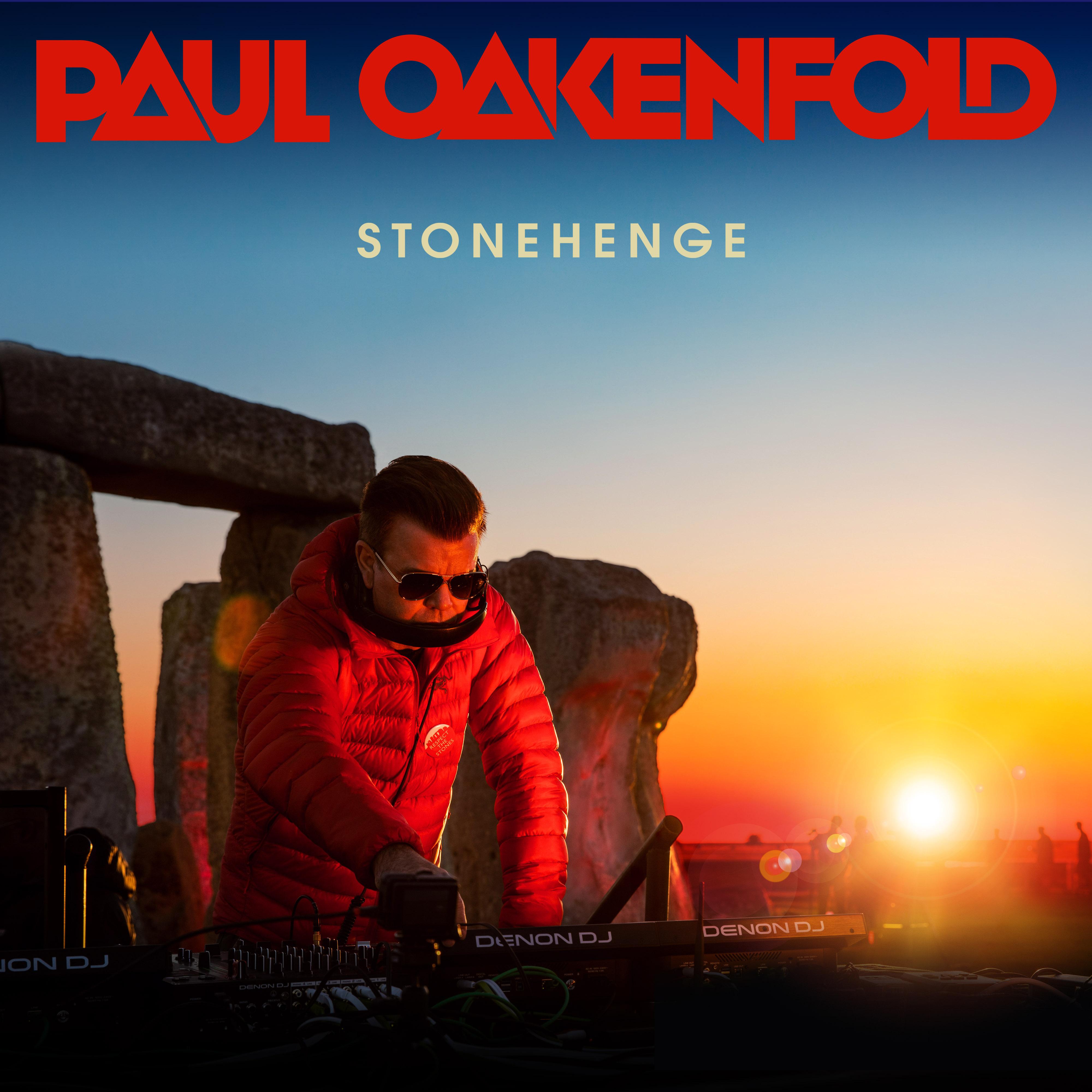 Paul Oakenfold - Sunset at Stonehenge