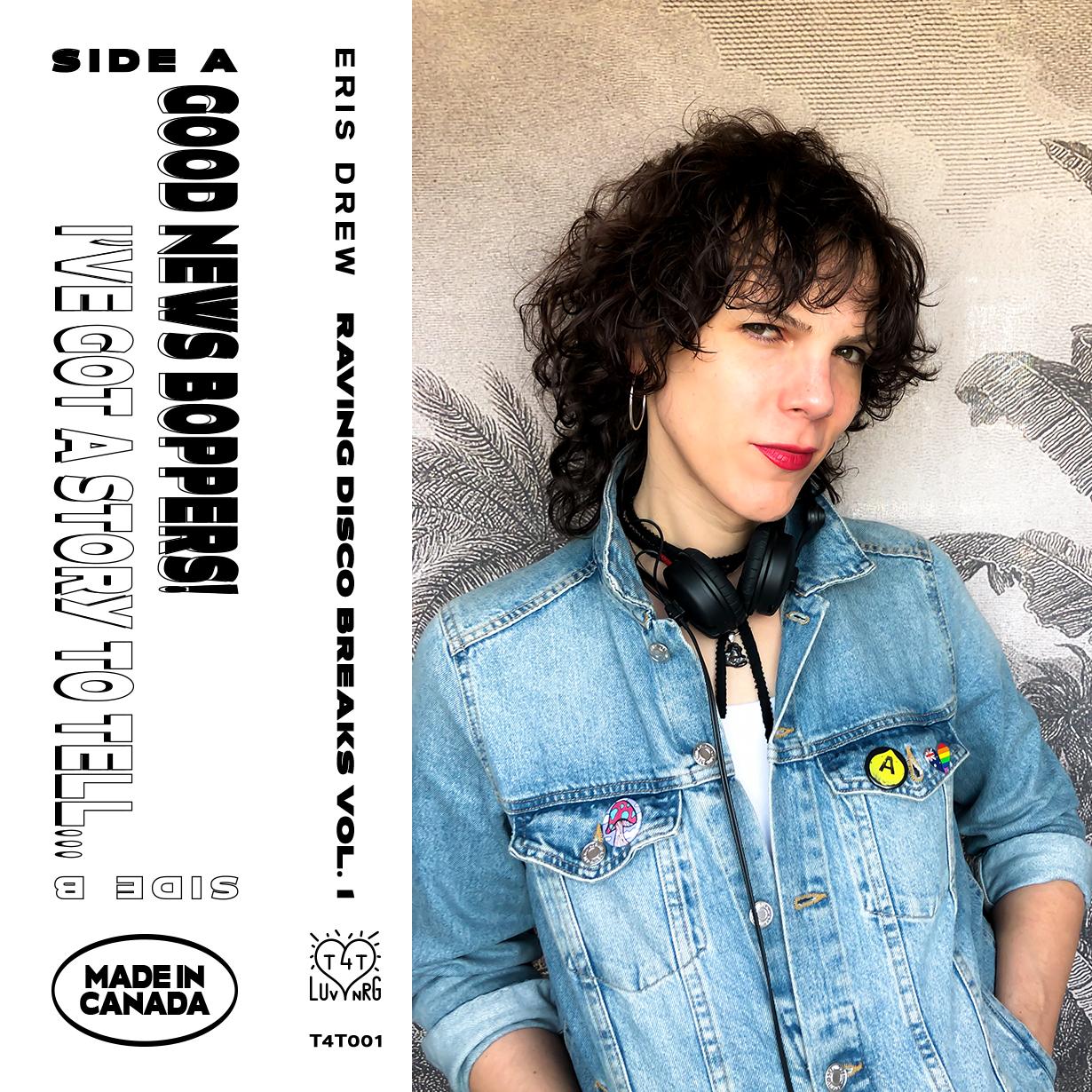 Raving Disco Breaks Vol 1.