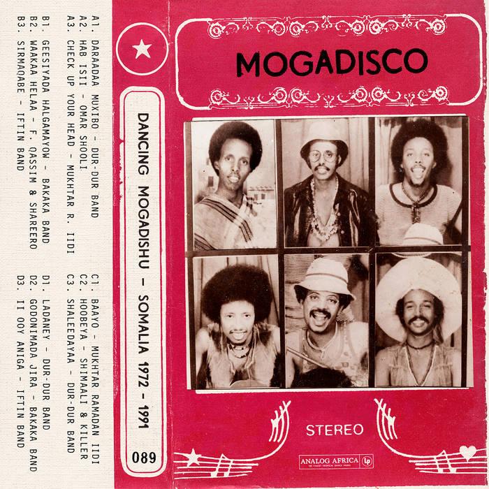 Mogadisco: Dancing Mogadishu 1972-1991