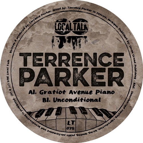 Terrence Parker - Gratiot Avenue Piano