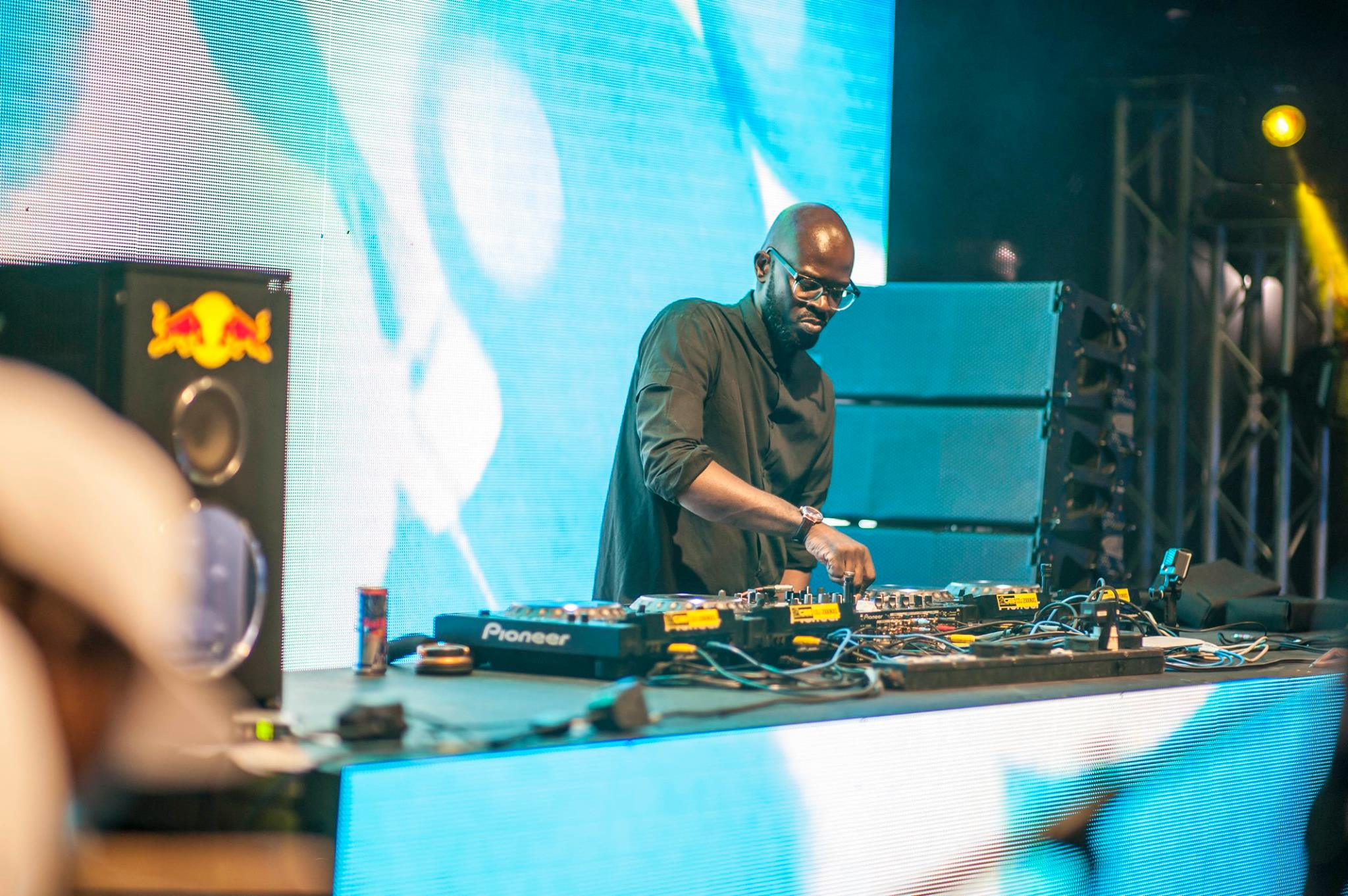 Black Coffee talks philanthropy, playing at Circo Loco and what it's like to see your name in lights...