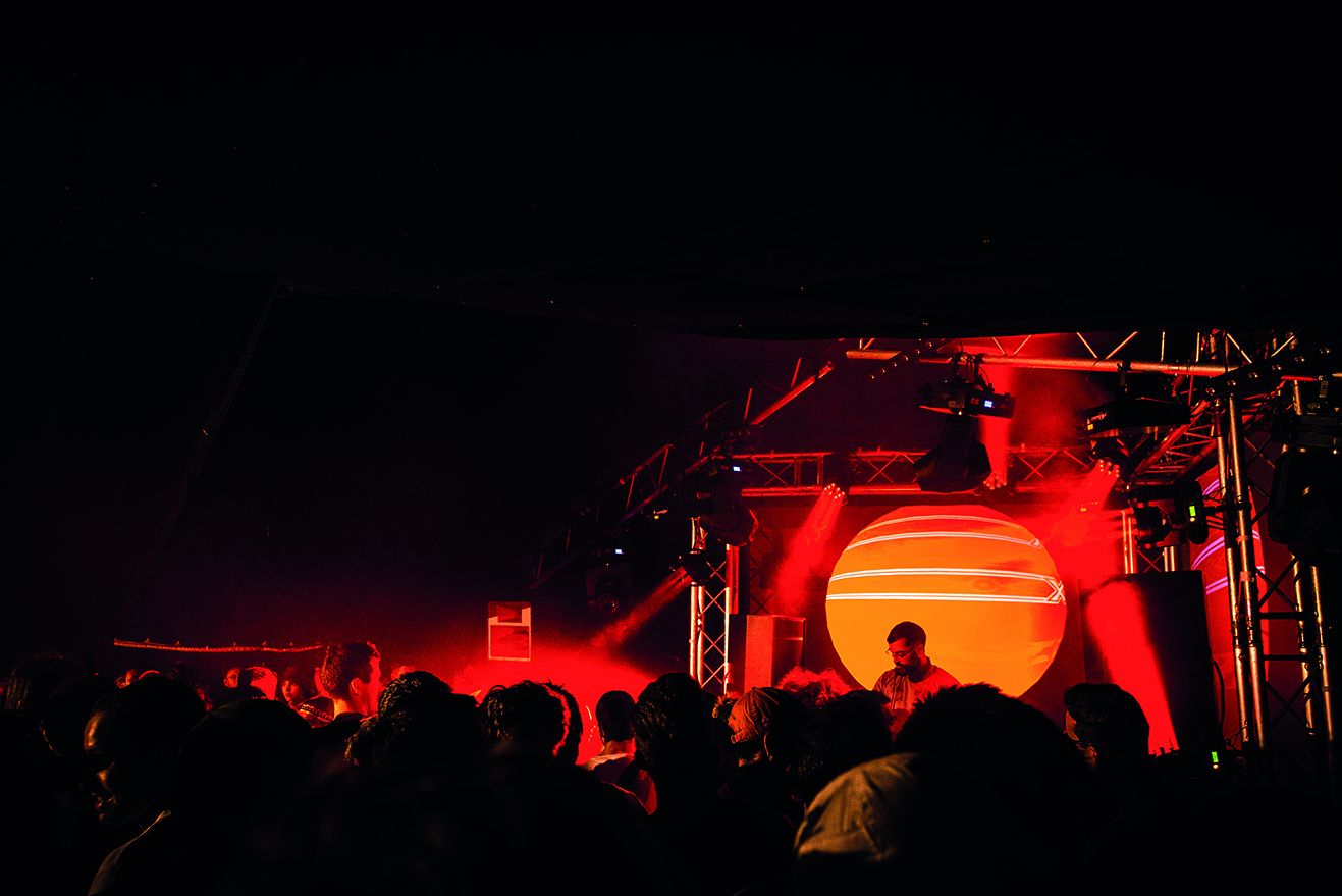 Highlife: The Glasgow party and label pushing world music 2.0