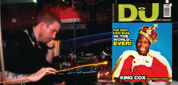 Andy Weatherall and First Top 100 DJs