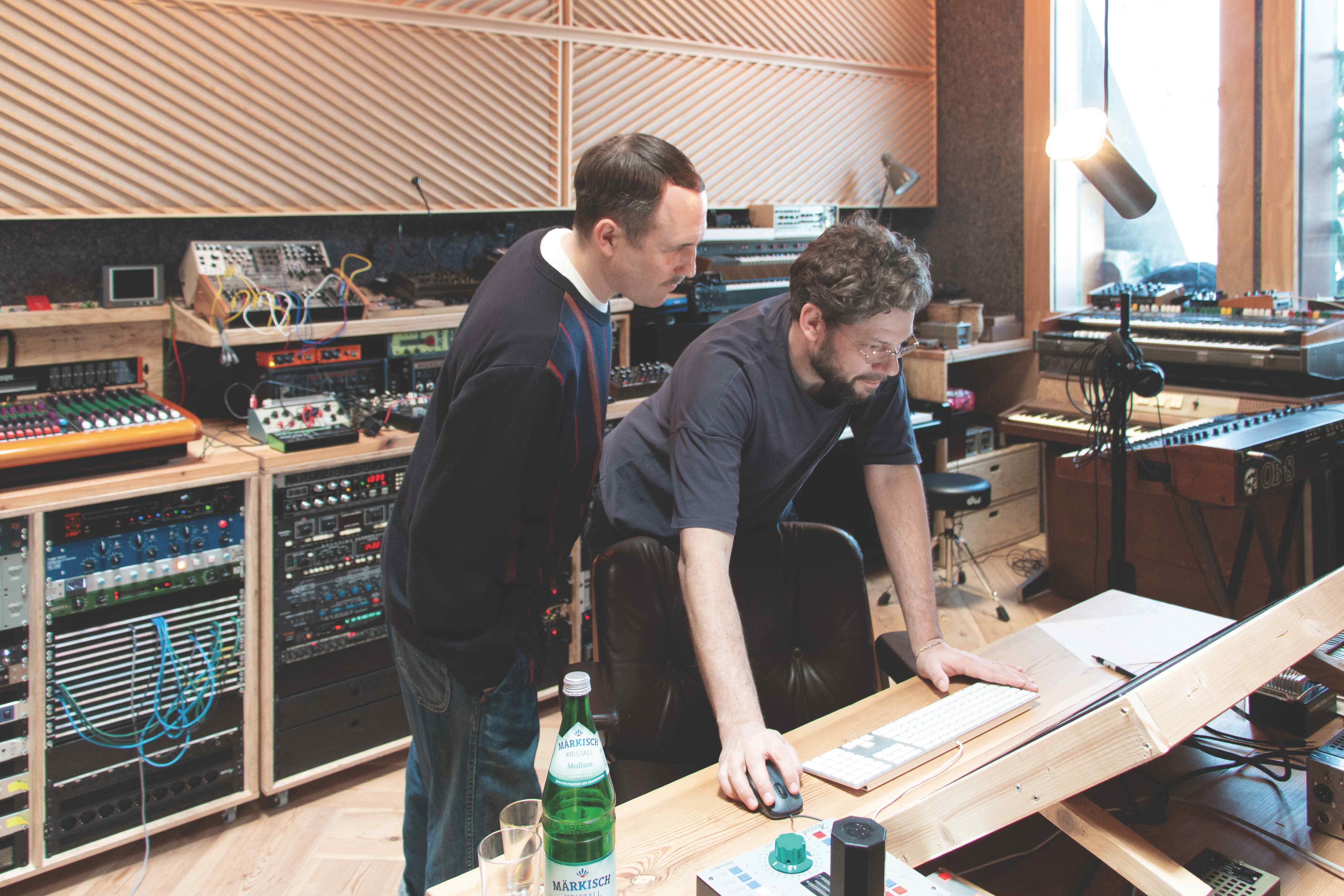 At Home With Âme: DJ Mag hits Innervisions HQ to meet the enigmatic German duo