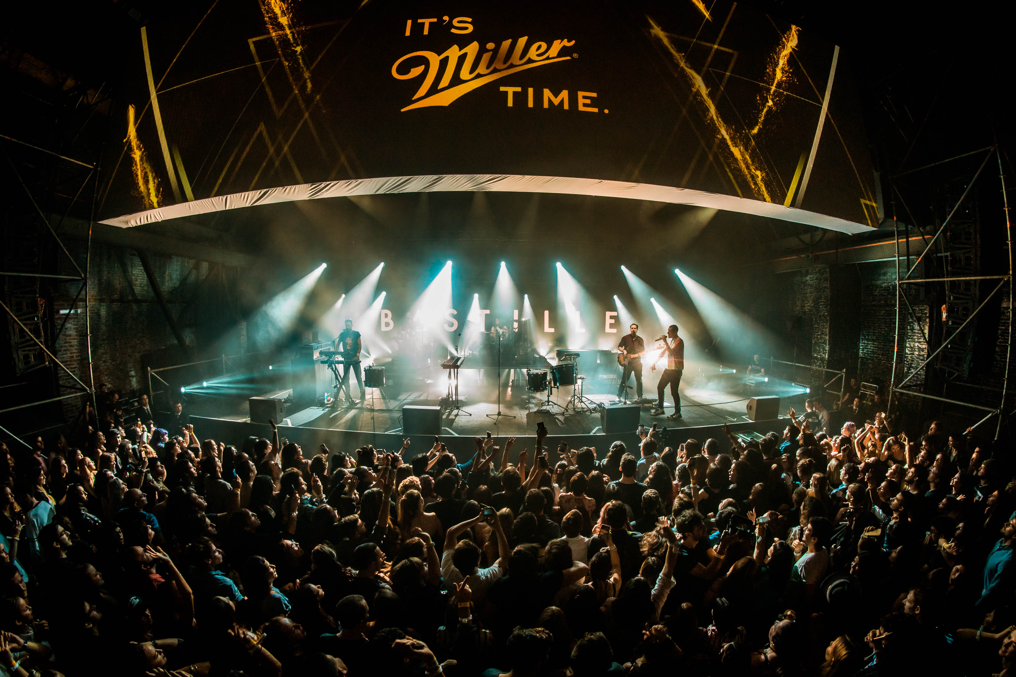 Miller Music Amplified illuminates Buenos Aires with exceptional three day music event