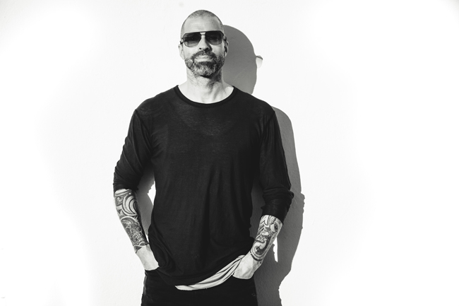 Chris Liebing on family, fortune and his first album in eight years