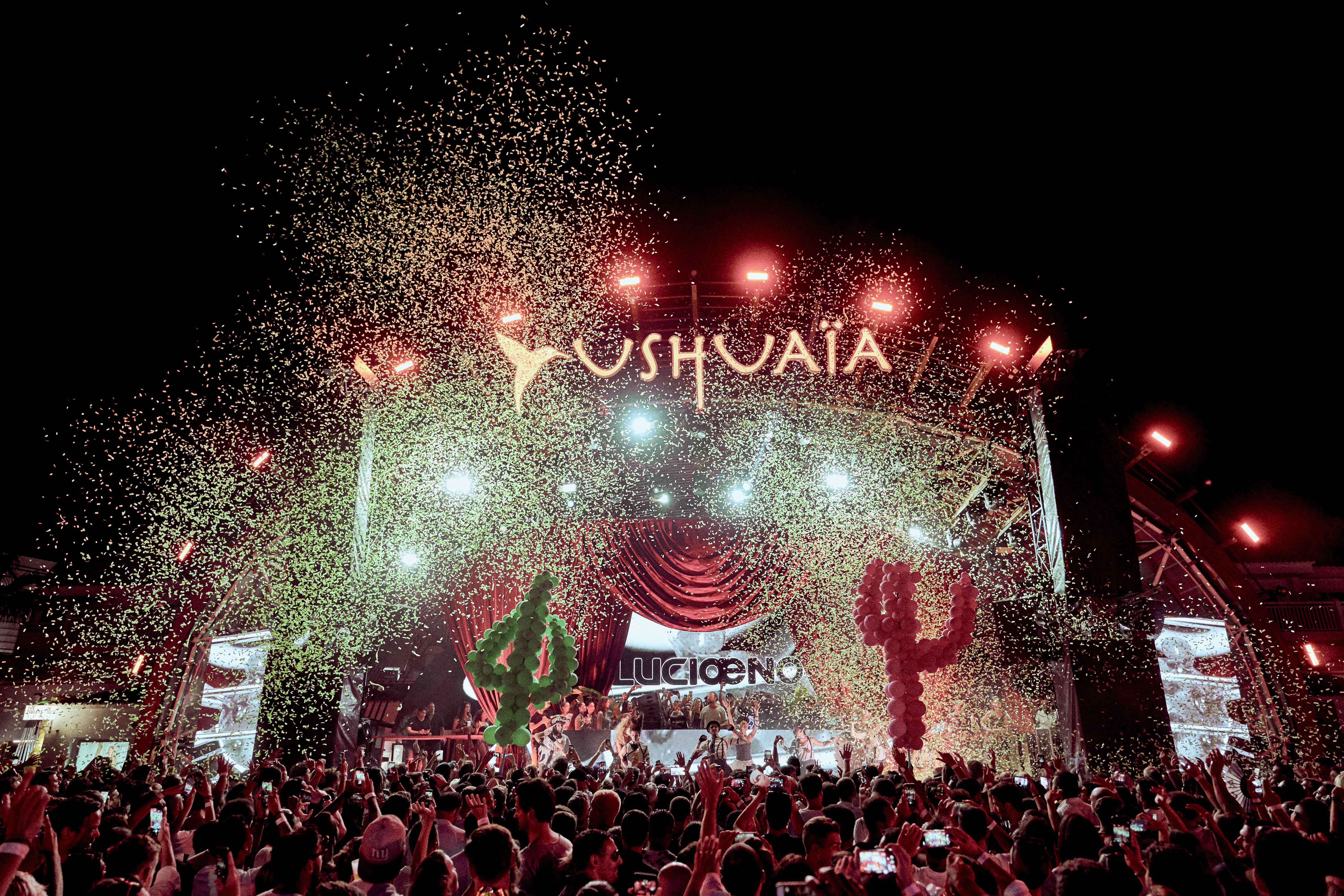 Ushuaïa Ibiza's Dystopia: 25 insanely amazing photos