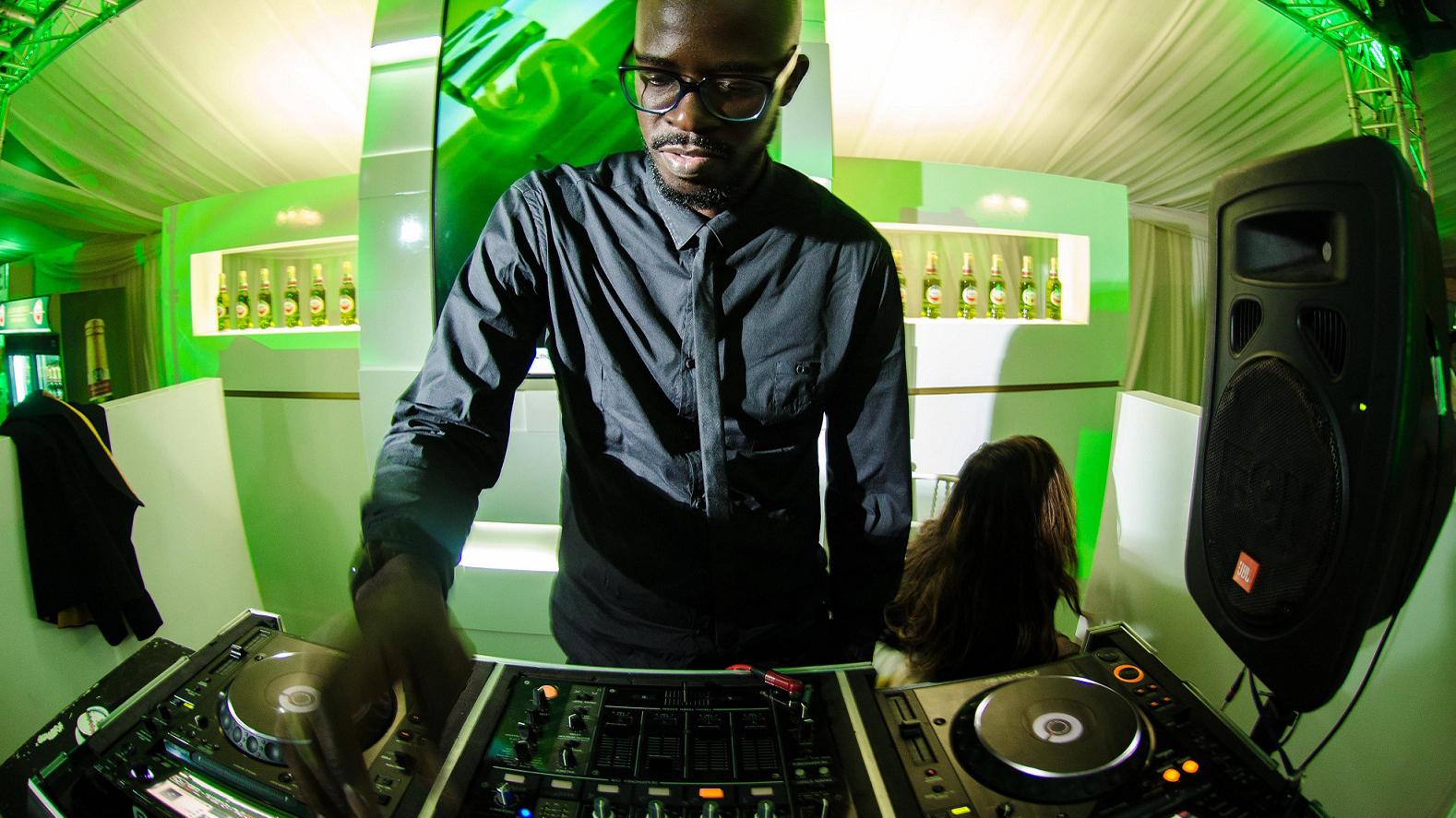 Black coffee wake up call for Black coffee house music