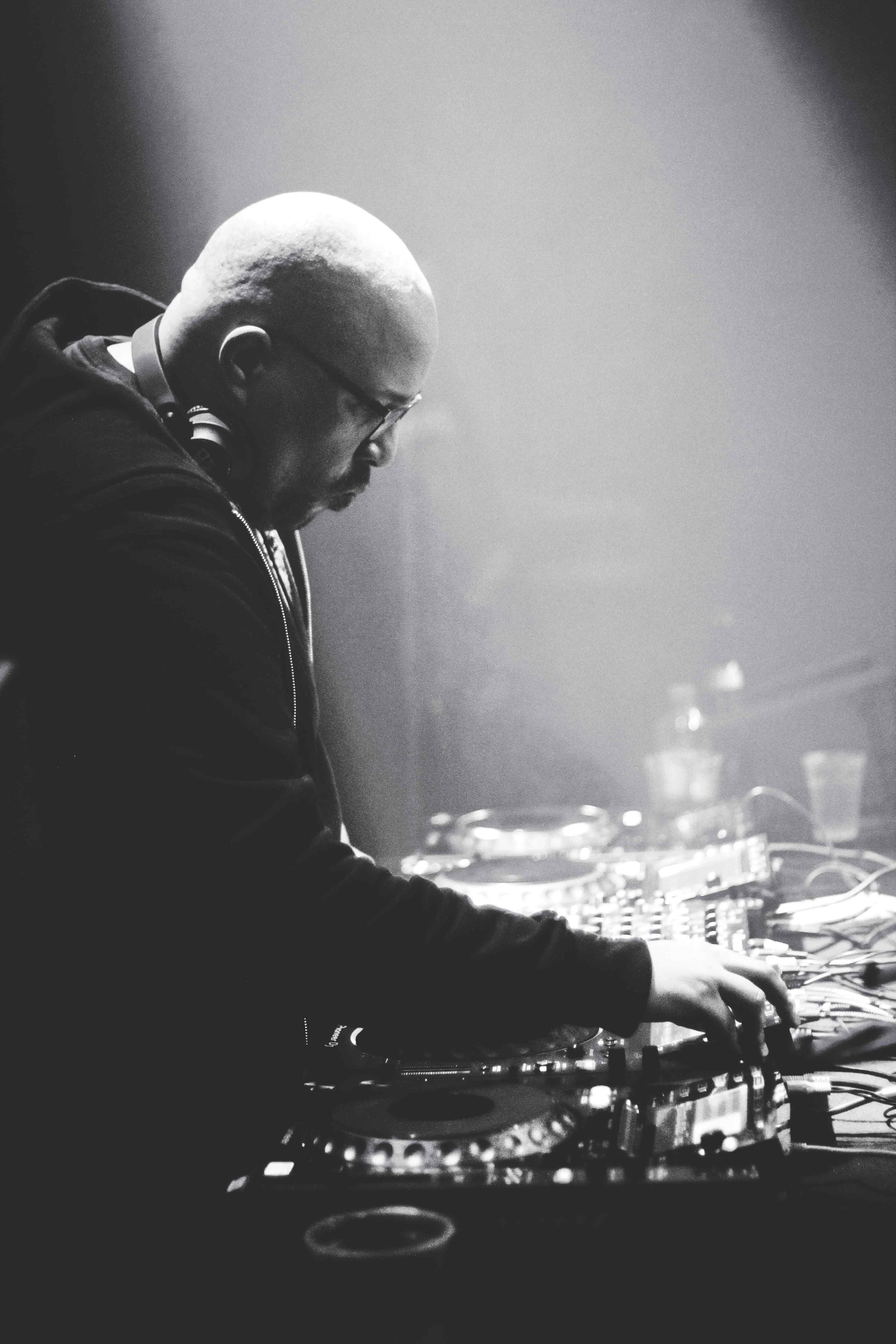 dBridge is the uncompromising producer pushing the boundaries of drum & bass