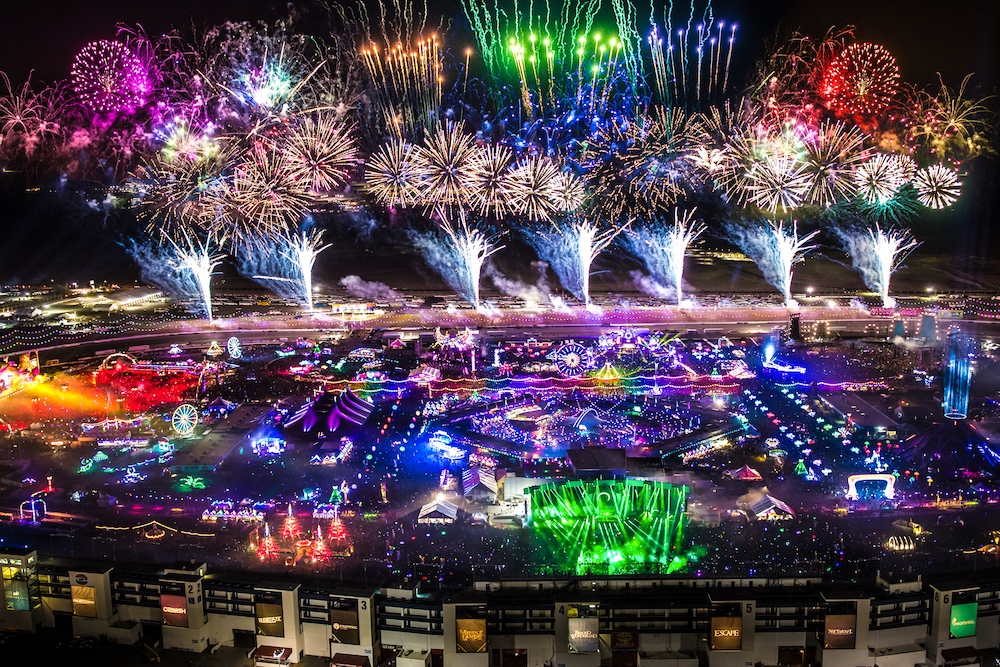 Here is your ultimate party guide to EDC Week 2018
