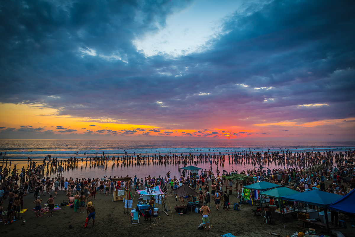 14 awesome snaps from Costa Rica's Envision Festival