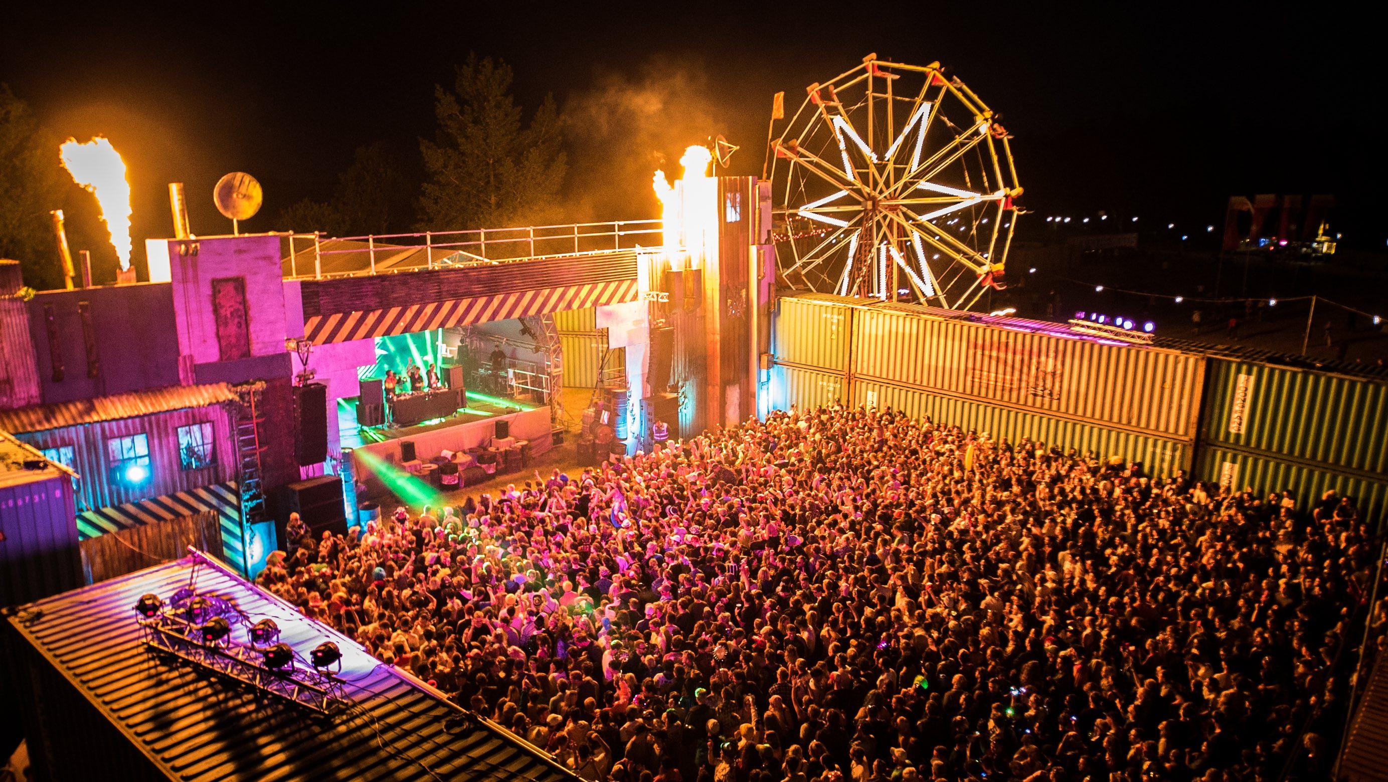 Farr Festival 2018, Hertfordshire