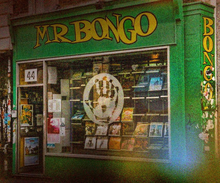 The Sound Of: Mr Bongo