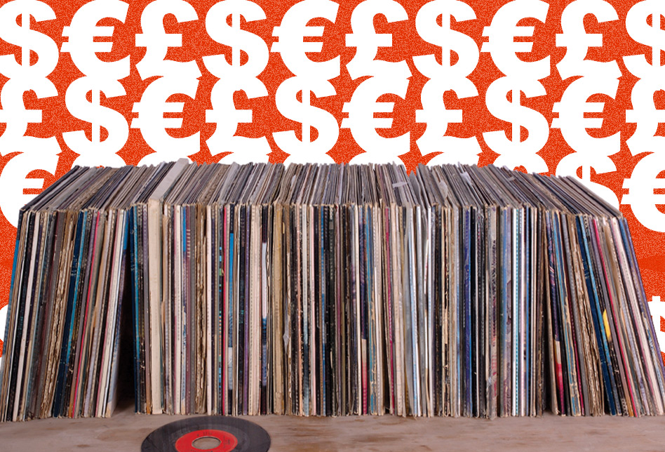 Discogs scalpers are hugely inflating the cost of rare