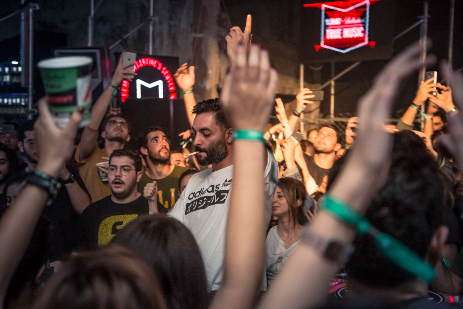 CLUBBING IN BEIRUT: DANCING IN THE FACE OF ADVERSITY