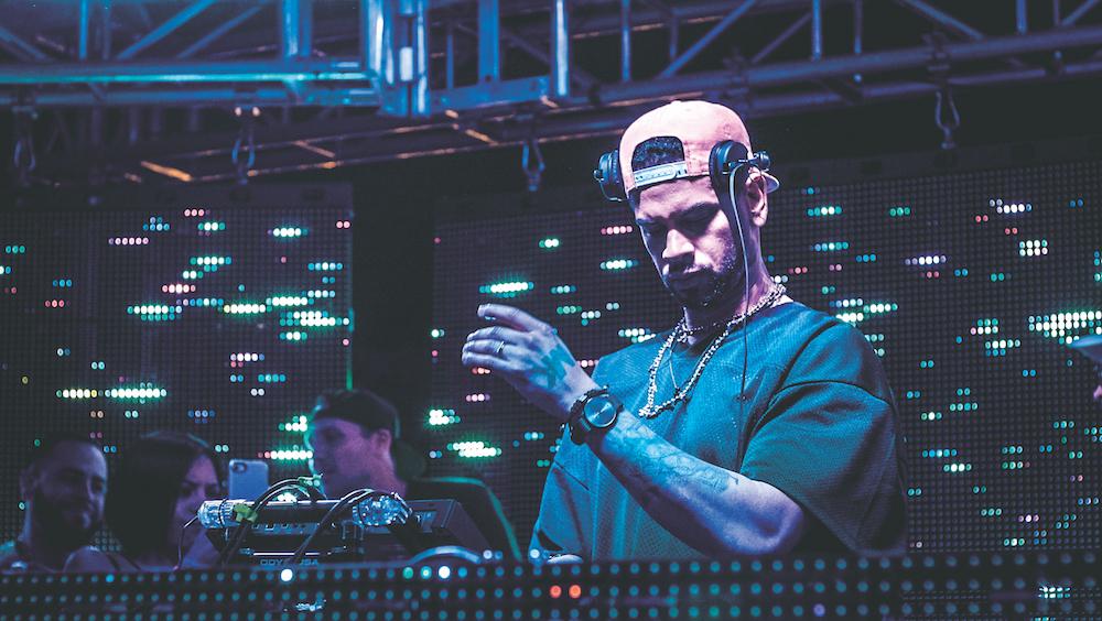 MK: DJ Mag North America Cover Feature