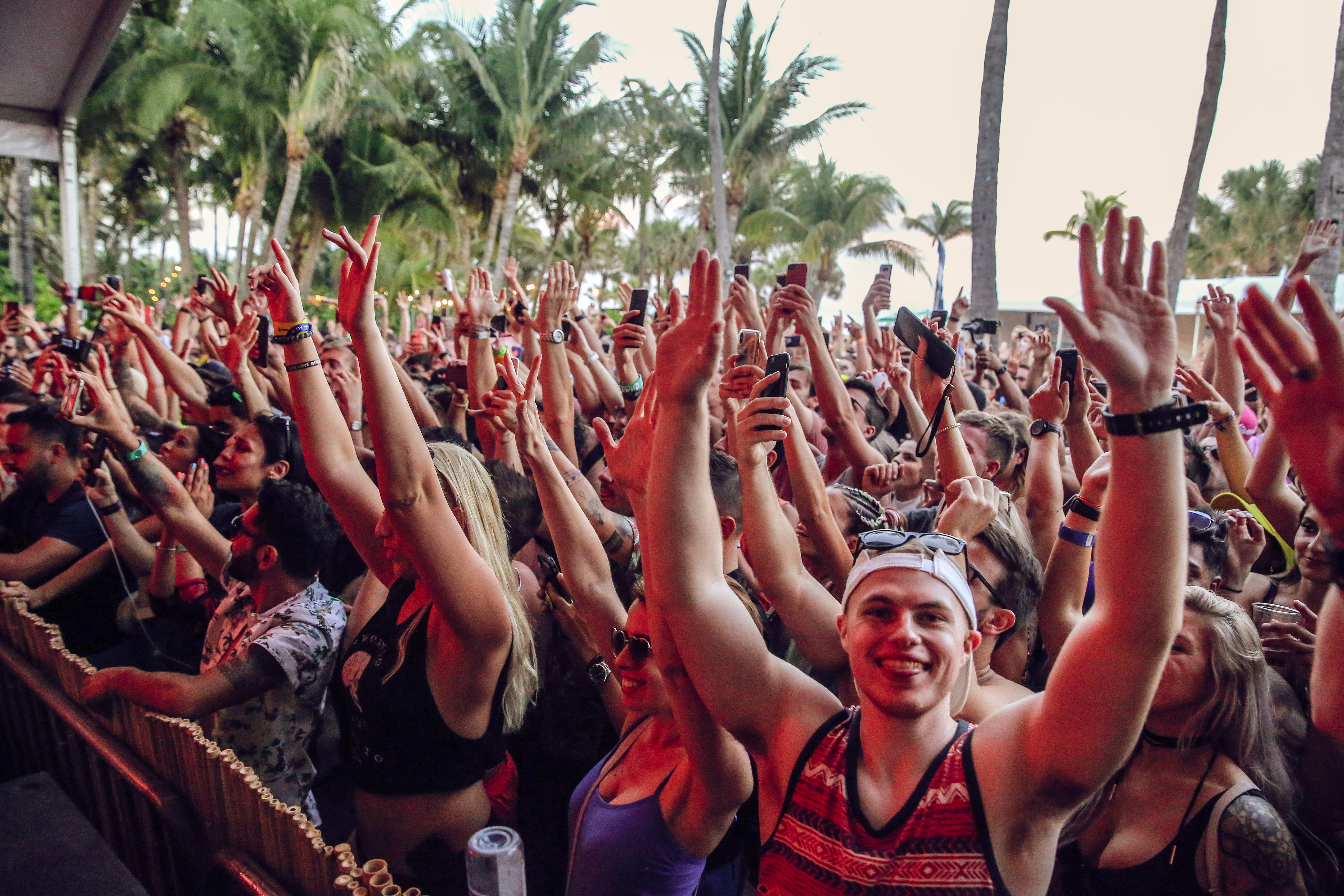 30 insanely amazing snaps from DJ Mag's Miami Pool Party