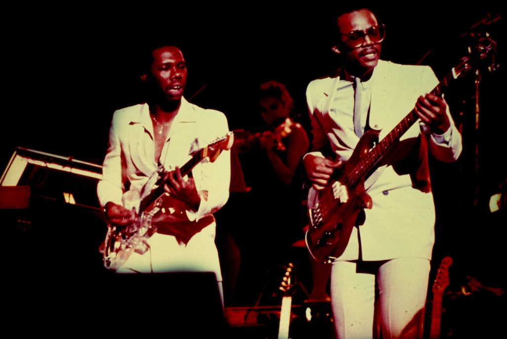 Nile Rodgers and the height of Chic