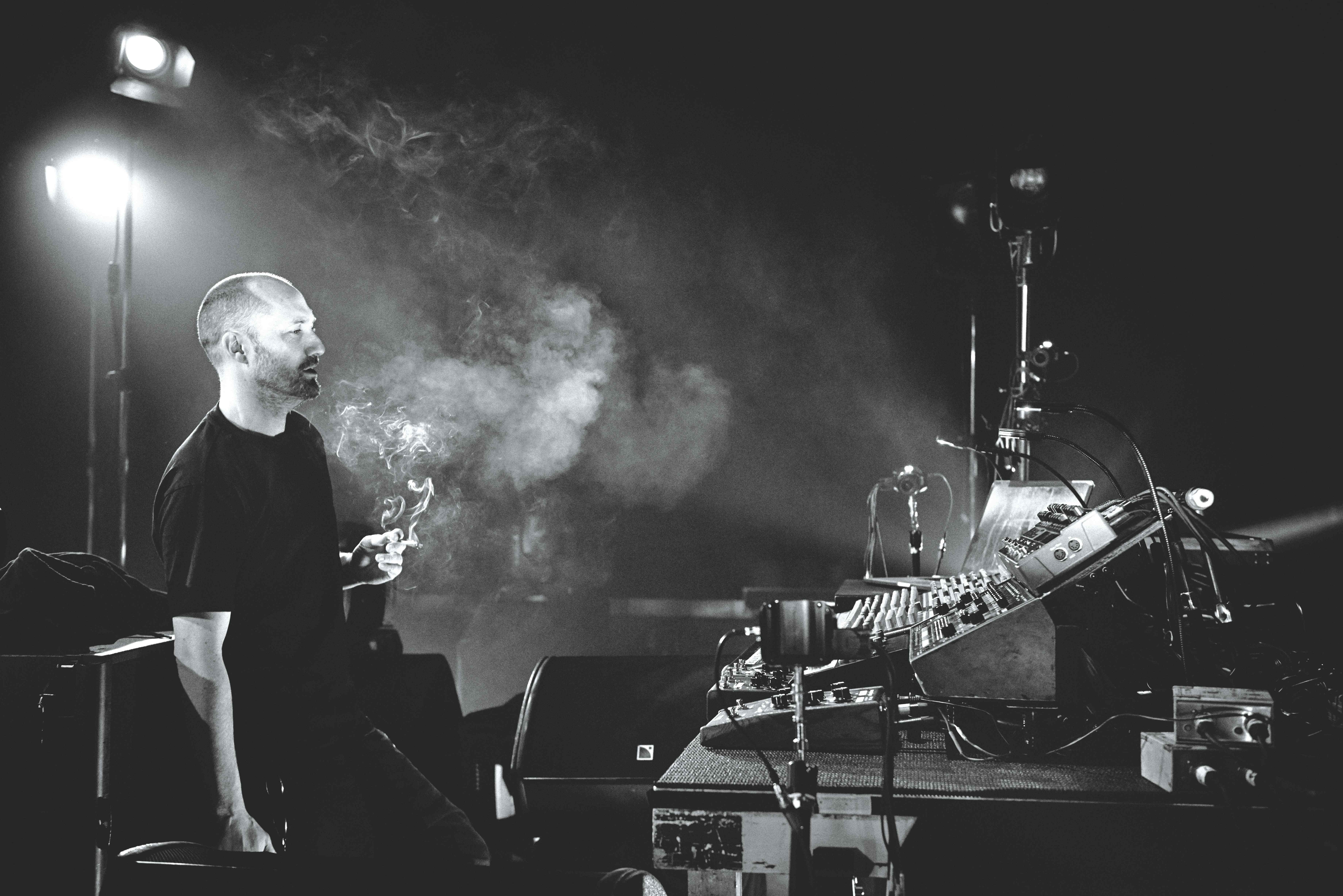 Telling Stories: Paul Kalkbrenner