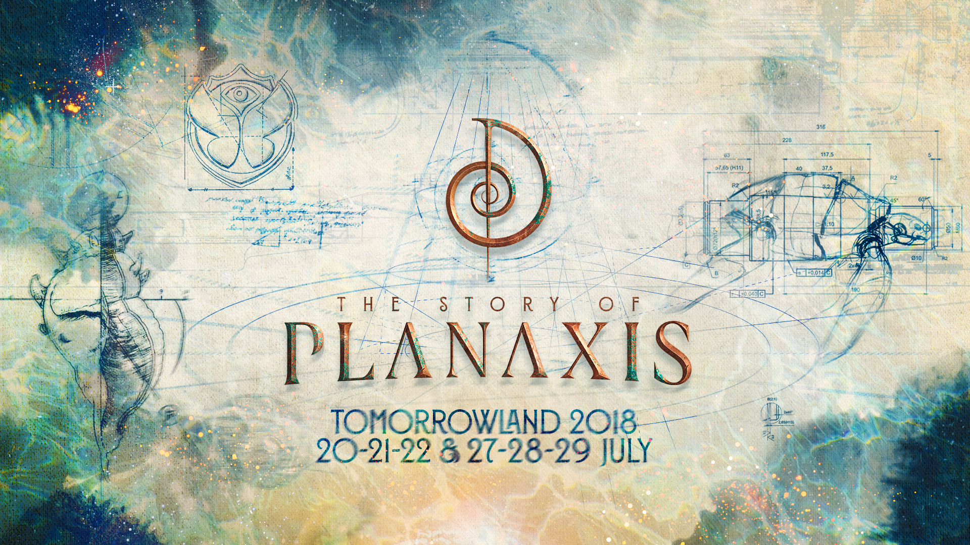 Tomorrowland announces theme for 2018