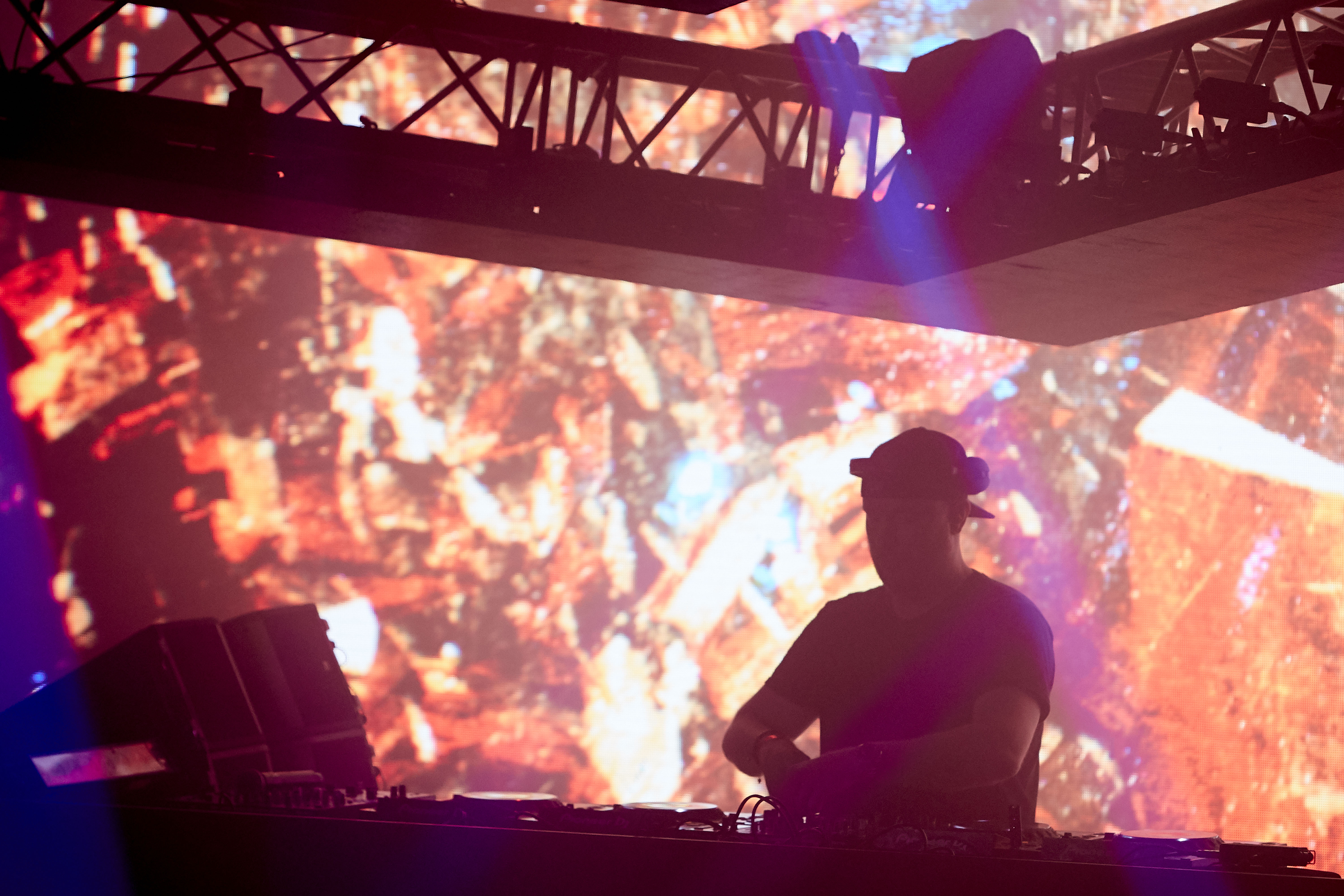 Eric Prydz and Deadmau5' party at Hï Ibiza: 20 insanely amazing snaps