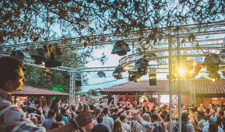 International Flavour: DJ Mag goes raving at Croatia's most loved-up festival