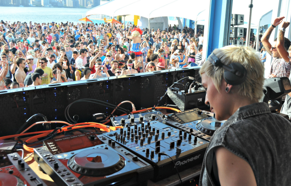 Maya Jane Coles on touring with Depeche Mode and Ibiza's current clubbing climate